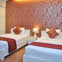 Отель Hanoi Legacy Hotel - Hoan Kiem Вьетнам, Ханой - отзывы, цены и фото номеров - забронировать отель Hanoi Legacy Hotel - Hoan Kiem онлайн комната для гостей фото 3