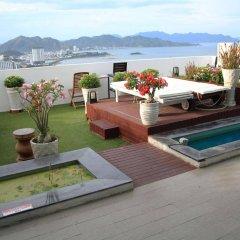Апартаменты Nha Trang Star Beach Apartments бассейн фото 2