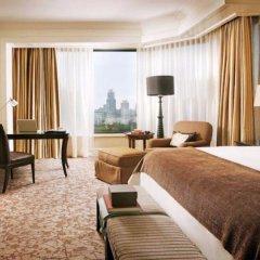Four Seasons Hotel Singapore 5* Улучшенный номер с различными типами кроватей фото 9
