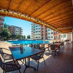 Отель Riviera Fort Beach Болгария, Равда - отзывы, цены и фото номеров - забронировать отель Riviera Fort Beach онлайн бассейн