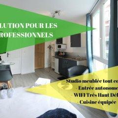 Отель BtoBed Paris Le Bourget интерьер отеля