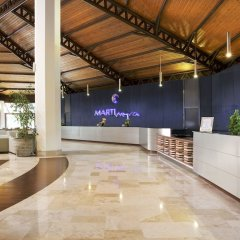 Marti Myra Турция, Кемер - 7 отзывов об отеле, цены и фото номеров - забронировать отель Marti Myra онлайн интерьер отеля фото 2