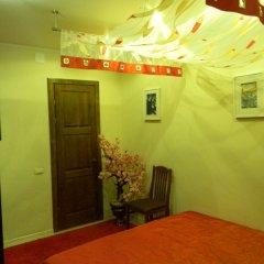Сакура Отель 4* Стандартный номер с различными типами кроватей фото 6
