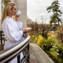 Гостиница Ревиталь Парк балкон