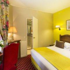 Отель Des Marronniers Париж комната для гостей