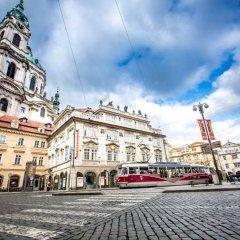 Отель St Nicholas Residence Прага парковка