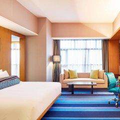 Отель Aloft Guangzhou Tianhe комната для гостей фото 3