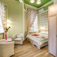 Гостиница Авита Красные Ворота 2* Стандартный номер с двуспальной кроватью фото 17