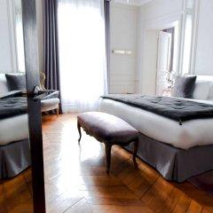 Отель Lancaster Paris Champs-Elysées Франция, Париж - 1 отзыв об отеле, цены и фото номеров - забронировать отель Lancaster Paris Champs-Elysées онлайн комната для гостей фото 5