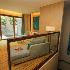 Отель Resorts World Sentosa - Beach Villas бассейн
