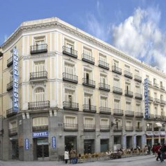 Отель Europa Испания, Мадрид - отзывы, цены и фото номеров - забронировать отель Europa онлайн вид на фасад