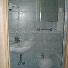 Отель Albergo George Junior ванная