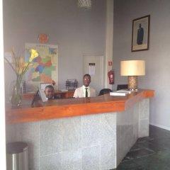 Hotel Tropicana Lobito интерьер отеля