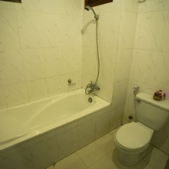 Отель Cabañas Sierra Bonita Мексика, Креэль - отзывы, цены и фото номеров - забронировать отель Cabañas Sierra Bonita онлайн ванная фото 2