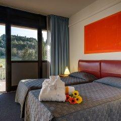 Отель Albornoz Palace Hotel Spoleto Италия, Сполето - отзывы, цены и фото номеров - забронировать отель Albornoz Palace Hotel Spoleto онлайн комната для гостей фото 2