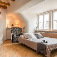 Апартаменты P&O Apartments Podwale комната для гостей