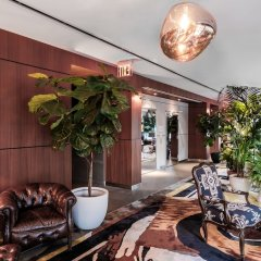 Отель Mondrian Park Avenue США, Нью-Йорк - отзывы, цены и фото номеров - забронировать отель Mondrian Park Avenue онлайн интерьер отеля фото 2