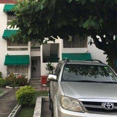 Отель Abacus Jamaica the Zana Suite парковка