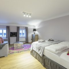 Отель APT - Stone Lodge Salzburg Зальцбург комната для гостей фото 2