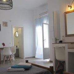 Отель Villa Gambas Греция, Остров Санторини - отзывы, цены и фото номеров - забронировать отель Villa Gambas онлайн комната для гостей фото 2