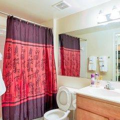 Отель Ginosi Washington Apartel США, Вашингтон - отзывы, цены и фото номеров - забронировать отель Ginosi Washington Apartel онлайн ванная фото 2
