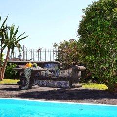 Отель Quinta Abelheira Понта-Делгада бассейн