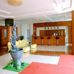 Отель Ha Long Hotel Вьетнам, Вунгтау - отзывы, цены и фото номеров - забронировать отель Ha Long Hotel онлайн интерьер отеля