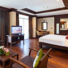 Отель Alpina Phuket Nalina Resort & Spa комната для гостей