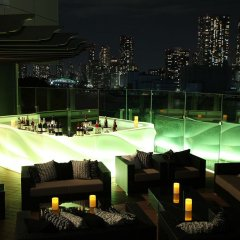 Отель Intercontinental Tokyo Bay Токио бассейн