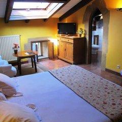 Отель Palacio Obispo Испания, Фуэнтеррабиа - отзывы, цены и фото номеров - забронировать отель Palacio Obispo онлайн комната для гостей фото 4