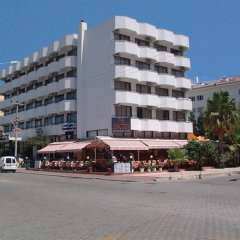 Intermar Hotel Турция, Мармарис - отзывы, цены и фото номеров - забронировать отель Intermar Hotel онлайн вид на фасад