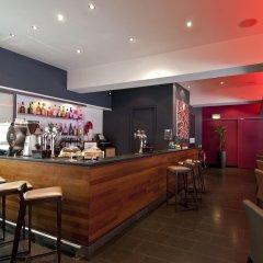 Apex Grassmarket Hotel гостиничный бар