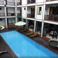 Vinh Hung 2 City Hotel бассейн