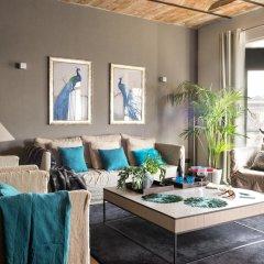 Отель Godó Luxury Apartment Passeig de Gracia Испания, Барселона - отзывы, цены и фото номеров - забронировать отель Godó Luxury Apartment Passeig de Gracia онлайн комната для гостей фото 3