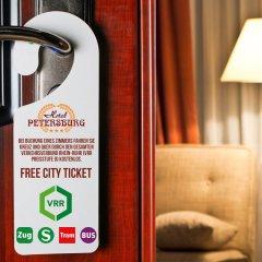 Отель Petersburg Германия, Дюссельдорф - 3 отзыва об отеле, цены и фото номеров - забронировать отель Petersburg онлайн удобства в номере