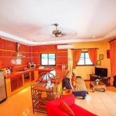 Отель Coconut Paradise Villas комната для гостей
