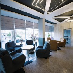 Курортный отель Санмаринн All Inclusive Анапа интерьер отеля фото 3