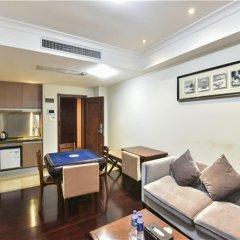 Отель Bangtai International Apartment Китай, Гуанчжоу - отзывы, цены и фото номеров - забронировать отель Bangtai International Apartment онлайн комната для гостей фото 5