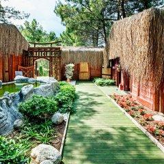 Amara Dolce Vita Luxury Турция, Кемер - 6 отзывов об отеле, цены и фото номеров - забронировать отель Amara Dolce Vita Luxury онлайн парковка