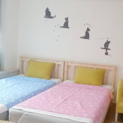 Отель Ewha Guest House Hongdae комната для гостей фото 2