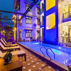 Отель Magnolia Garden Villa бассейн