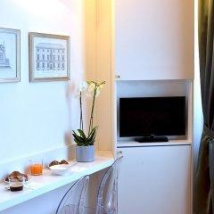 Отель Al Cappello Rosso Suite Apartments Италия, Болонья - отзывы, цены и фото номеров - забронировать отель Al Cappello Rosso Suite Apartments онлайн удобства в номере фото 2