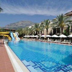 Отель Alkoclar Exclusive Kemer бассейн фото 3
