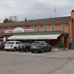 Отель Le Colombelle Массанзаго парковка