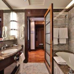 Отель Principi di Piemonte - UNA Esperienze Италия, Турин - отзывы, цены и фото номеров - забронировать отель Principi di Piemonte - UNA Esperienze онлайн ванная фото 2