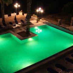 Отель Blue Fountain Греция, Эгина - отзывы, цены и фото номеров - забронировать отель Blue Fountain онлайн бассейн фото 2