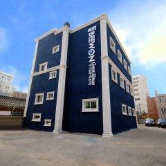 Beewon Guest House - Hostel парковка
