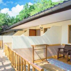 Отель Ko Tao Resort - Beach Zone балкон