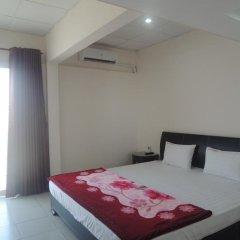 Minh Trang Hotel сейф в номере