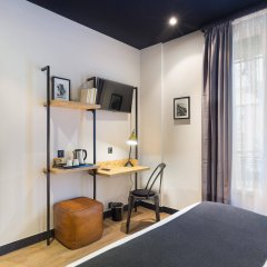 Отель So'Co by HappyCulture Ницца комната для гостей